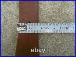 1900 1914 Rare and Original French Berthier Lebel MAS Rifle Leather Slings WW1