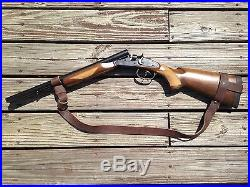 2 Leather Rossi 92 Gun Sling NO DRILL SLING for The Rossi 92 Rifle Only