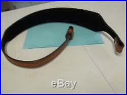 #2 RIFLE SLINGS WITH ADJUSTABLE STRAP, 1 Black, 1 Sunny Side Brown