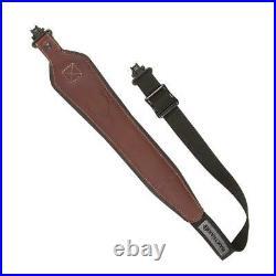 Allen Baktrak Bull Basin Leather Sling Range Gear