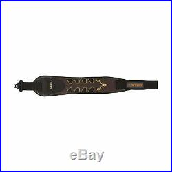 Allen Hunting Rifle Sling with Leather Accents