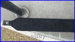 American Wild Alligator Rifle shotgun Shoulder Sling Strap gator leather FB6
