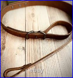 Bad Mother Rifle Sling Pulp Fiction American Handmade Leather Rifle Sling