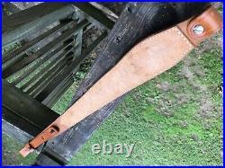 Black Hills Leather Rudy Lozano Exotic Rifle Sling 1 Tan