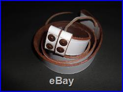leather rifle sling » British WWI & WWII Lee Enfield SMLE Leather