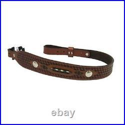 Browning 122602 Buffalo Nickel Rifle Sling Leather