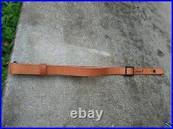 Genuine Marlin Leather Sling