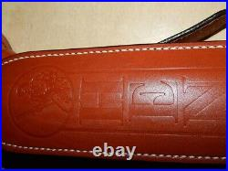 HENRY ARMS DESANTIS GUNHIDE LEATHER PADDED RIFLE SLING With SWIVELS USA NEW