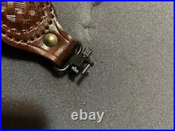 Hand Crafted Thumbhole Rifle Sling By Monty