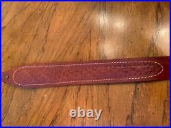 Handmade Embossed Adjustable Rifle Sling (Custom)