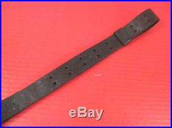 Indian War US Army Model 1873 Springfield Trapdoor Leather Rifle Sling 3rd Pat