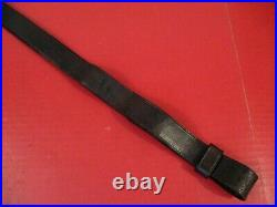 Indian War US Army Model 1873 Springfield Trapdoor Leather Rifle Sling 4th Pat 1