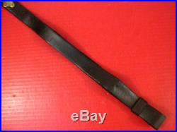 Indian War US Army Model 1873 Springfield Trapdoor Leather Rifle Sling 4th Pat 3