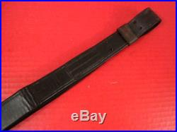 Indian War US Army Model 1873 Springfield Trapdoor Leather Rifle Sling 5th Pat 1
