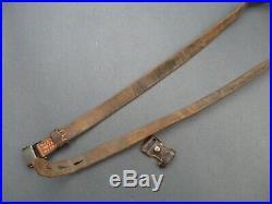 L&F 1942 GYB 98k WWII German Mauser rifle leather sling for K 98 K98 G43