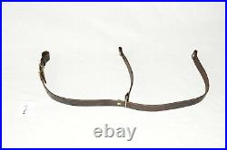 Leather Rifle Sling Ching Sling Scout Rifle- Various Colours