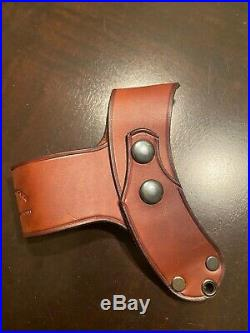 Leather Rifle Stock No Drill Harness Attachment Henry 30-30 and Others Sling
