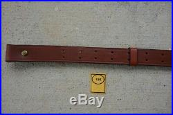 Leather Sling From Springfield Trapdoor Good Shape