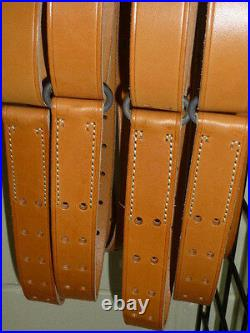 M1907 National Match Leather Rifle Sling 56 FINEST SLING AVAILABLE! 1907 NM