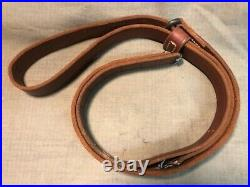 M1907 style Ron Brown competition sling for M1903 and M1 Garand rifles
