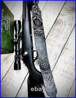 Mandalorian Rifle Sling Custom Tactical Sling Star Wars Mandalorian Theme