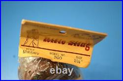 Mint Hunter Co. Military Model No 200 Rifle Sling Leather M1 Garand Style 1-1/4