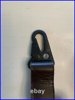 Original HK 308 German Leather Rifle Sling NOS Unissued