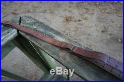 Original Wwii Us'03 /'03a3 / M1 Garand Leather Rifle Sling Milsco 1944 Nice