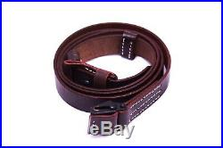 (PACK OF 10) Repro WWII German Heer Waffen K98 98K Leather Rifle Sling