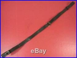 Pre-WWI French Army Leather Rifle Sling for Mle 1866 Chassepot Rifle Original