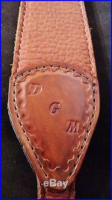 RESERVED FOR atl469 Genuine Buffalo Leather Rifle Slings BUYING 4