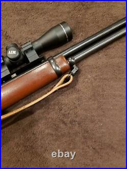 RLO Custom leather No Drill Sling