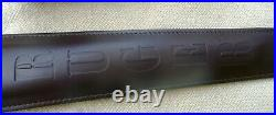 Ruger Leather Sling with Swivels + Simmons Scope 8-point 3-9x40