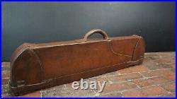 Sublime English Leather Vintage Gun Slip Gun Case