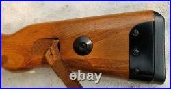 Tanaka KAR98 GAS Airsoft German WWII Battle Rifle w. Leather SHOEI Sling