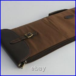 Tourbon Vintage Shotgun Sling Case Soft Fleece Padded Gun Carry Bag Hunting