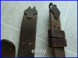 US M1 GARAND 03 SPRINGFIELD M1907 LEATHER RIFLE SLING MILSCO 194 Model 1907