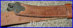 Unissued M1907 Leather Rifle Sling, BOYT -42