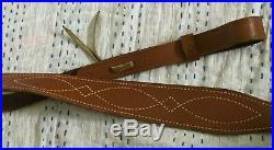 Vintage Bianchi Leather Cobra Sling