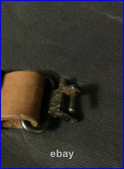 Vintage Hunter Padded Tooled Leather Rifle Sling