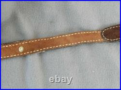 Vintage Leather Native American Style Rifle Sling