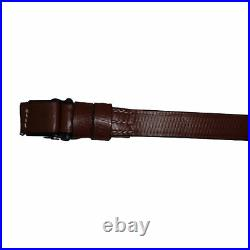 WWII German Mauser 98K Rifle Sling K98 Mid Brown Repro x 10 UNITS p535