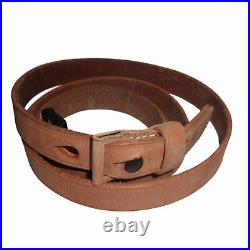 WWII German Mauser 98K Rifle Sling K98 Natural Color Reproduction x 10 UNITS a65