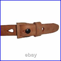 WWII German Mauser 98K Rifle Sling K98 Natural Color Reproduction x 10 UNITS k47