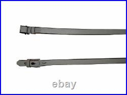 WWII German Mauser 98K Rifle Sling K98 White Repro x10 F547