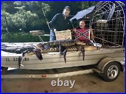 Wild Alligator Rifle shotgun Shoulder Sling Strap gator leather Skin Hide AP21