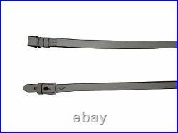 Yugoslavian 1948 M48 M48A M48B M48BO Yugo Mauser K98 M98 Leather Rifle Sling k06